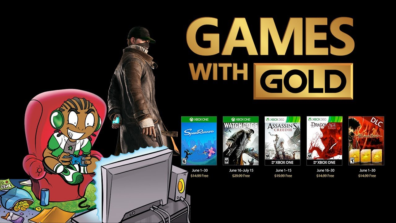 Free Games With Gold June 2017 Xbox One Xbox 360 Review