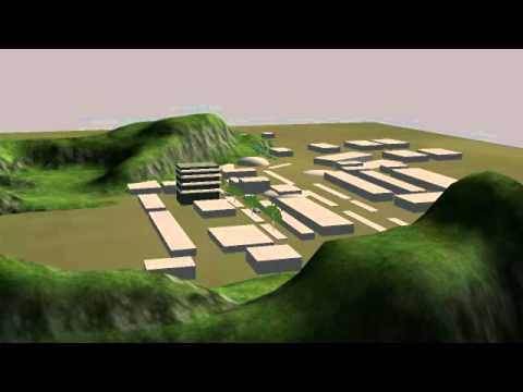 PNG CGI Digital artists Hagen landscape in 3D visualising
