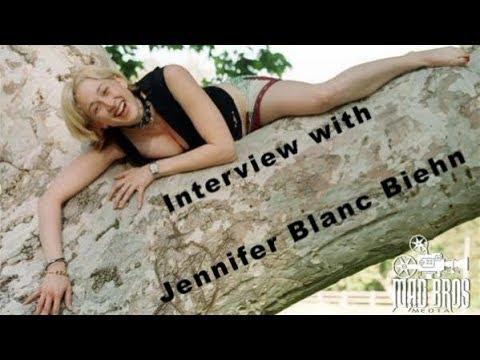 JENNIFER BLANCBIEHN TALKS MOVIES, FRIENDS & MORE 2016