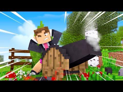 Minecraft - CANHÃO DE GUERRA INCRÍVEL! - O REINO 2 Ep 7  ‹ LOKI ›