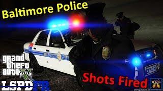 Baltimore Police Night Patrol | GTA 5 LSPDFR Episode 258