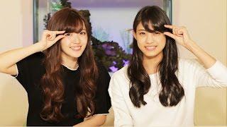 MCは、℃-ute鈴木愛理と、つばきファクトリー岸本ゆめの! 4/20発売℃-ute...