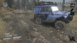 MudRunner: A Spintires game Paddle Ballin the Jeeps