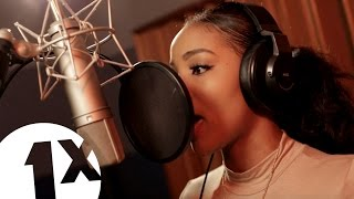 1Xtra in Jamaica - Shenseea at Big Yard Studio for Seani B & BBC 1Xtra
