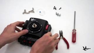 vkb sim gladiator pro cams and springs replacement