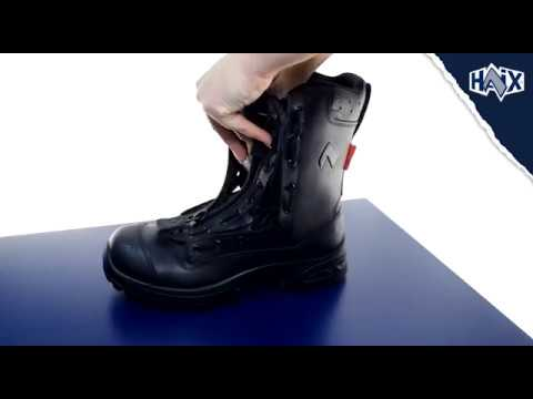 Haix Shoes Care And Maintenance