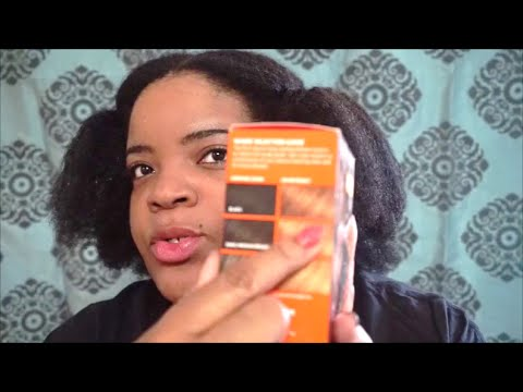 How to Safely Color/Dye Natural Hair at Home STEP 2 (Ombre Effect) Clairol's Textures & Tones 💋