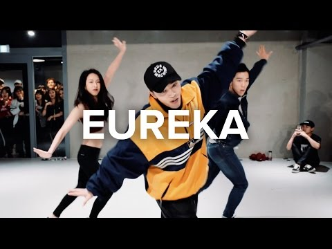 Eureka - Zico Feat. Zion. T/ Junsun Yoo Choreography