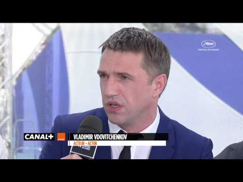 Cannes 2014 - LEVIATHAN : Interview