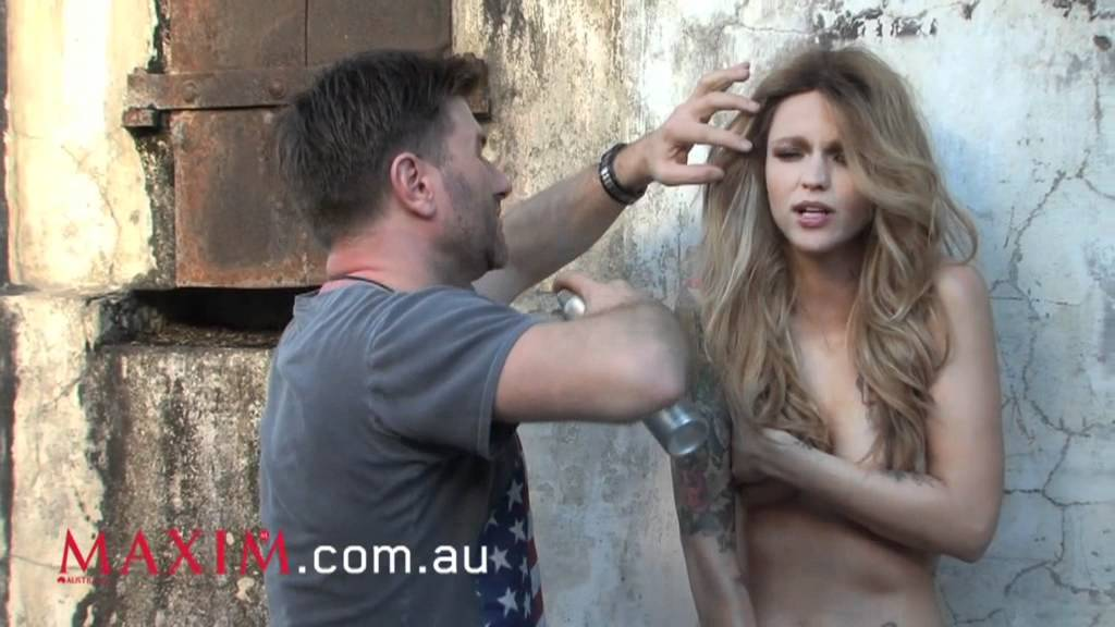 Maxim Australia Ruby Rose October 2011 Youtube