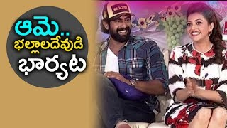 Ballaladeva Wife Kajal Agarwal in Bahubali Movie | Nene Raju Nene Mantri | Baahubali