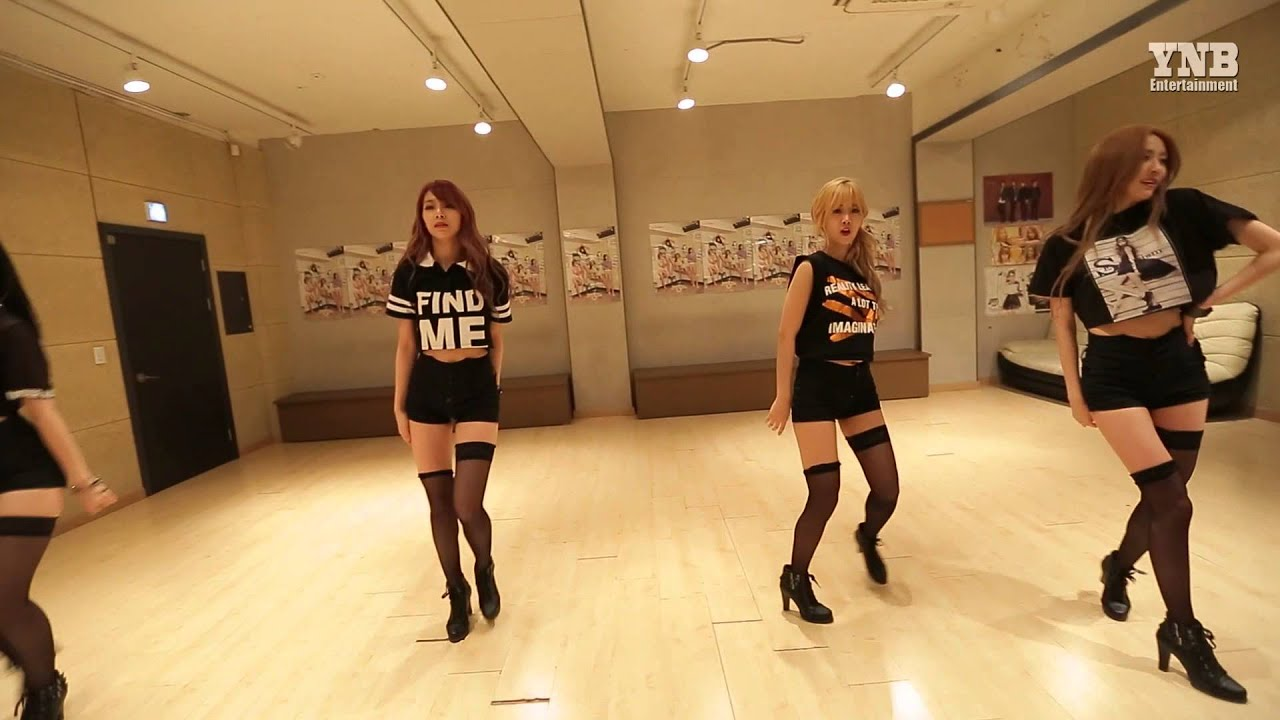 BESTie(베스티) - Excuse Me 안무영상 Choreography (Eye Contact ver.)