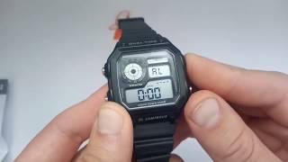 Новинка 2018 Годинник Skmei 1299 огляд налаштування, інструкція російською, відгуки. Watch Skmei 1299 review