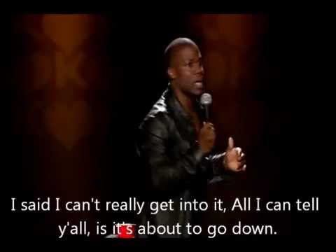 Kevin Hart My Mama Told Me To Tell You Youtube