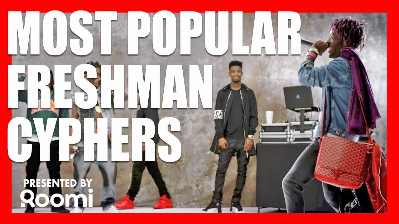 10 Most Popular XXL Freshman Cyphers of All Time