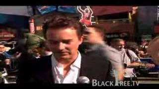 Incredible Hulk World Premier, Live From Red Carpet