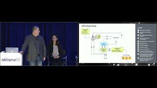 Oktane19: A Path to Achieving Network Security ZEN