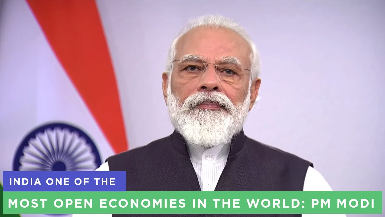 India one of the most open economies in the world: PM Modi