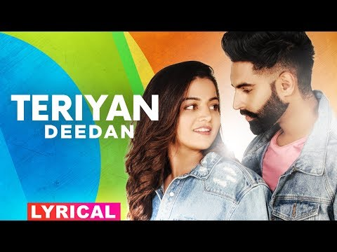teriyan-deedaan-(lyrical)-|-parmish-verma-|-prabh-gill-|-desi-crew-|-latest-punjabi-songs-2019