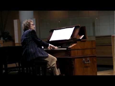 Rossini: Preludio Religioso for harmonium from Petite Messe Solennelle