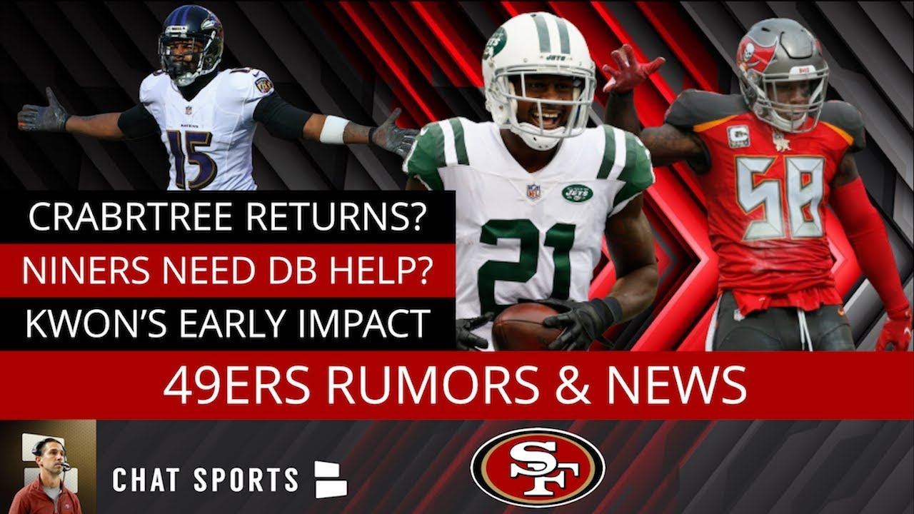 c4f4278b 49ers Rumors & News: Garoppolo's Health, 49ers Free Agency Targets & Kwon  Alexander's Early Impact