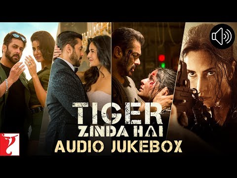 Tiger Zinda Hai Audio Jukebox | Salman Khan | Katrina Kaif | Vishal and Shekhar | Irshad Kamil thumbnail