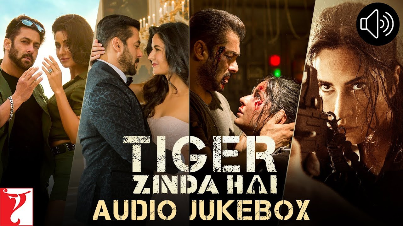 Tiger Zinda Hai Audio Jukebox