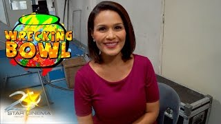 Part 2 Iza Calzado answers questions from the Wrecking Bowl