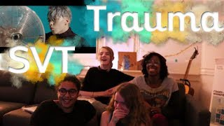 Video We're In Trauma ll SVT Hip-Hop Team - Trauma download MP3, 3GP, MP4, WEBM, AVI, FLV Juli 2018