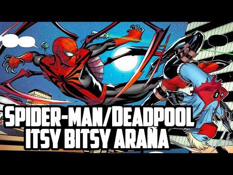 SPIDER-MAN/DEADPOOL: ITSY BITSY ARAÑA   CÓMIC NARRADO - HISTORIA COMPLETA