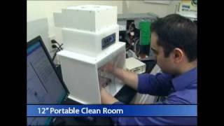Data Recovery Hoods - Portable Clean Rooms