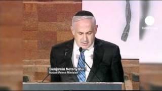 İsrail, Yahudi Soykırımı kurbanlarını anıyor