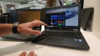 Dell Latitude E5250 im Hands On [4K UHD]