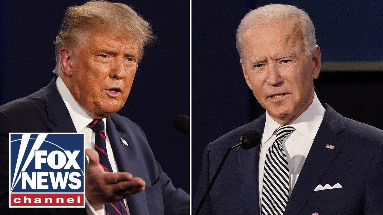Trump releases statement after Biden's projected win