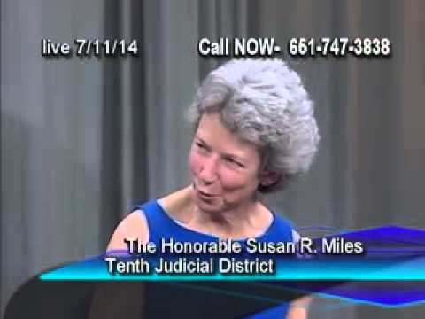 PEOPLE ARE ONE AND THE SAME 7 11 14 - Judge Susan Miles