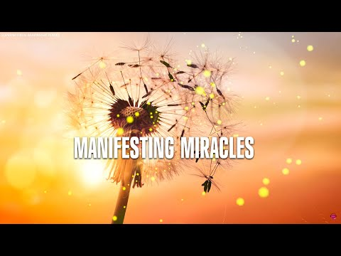432 Hz Miracle Music By Supernatural !! Album: Manifesting Miracles !! Powerful Miracle Tone Music