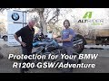What to Consider When Purchasing Protection for Your BMW R1200 GSW