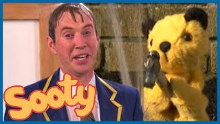 Soaking Wet in Winter   The Sooty Show