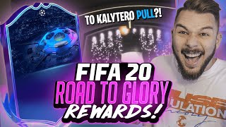 ΤΟ ΚΑΛΥΤΕΡΟ ΜΟΥ PULL ΦΕΤΟΣ 🤑 | WL REWARDS!  | #FIFA20 GREEK ULTIMATE TEAM ROAD TO GLORY #8