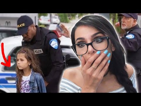 Thumbnail: KID GETS ARRESTED