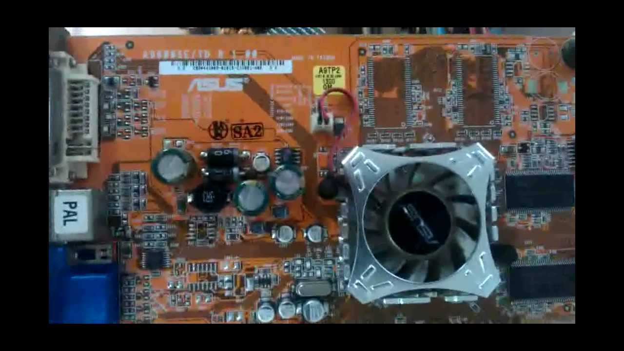 ASUS RADEON A9600SE DRIVERS FOR MAC
