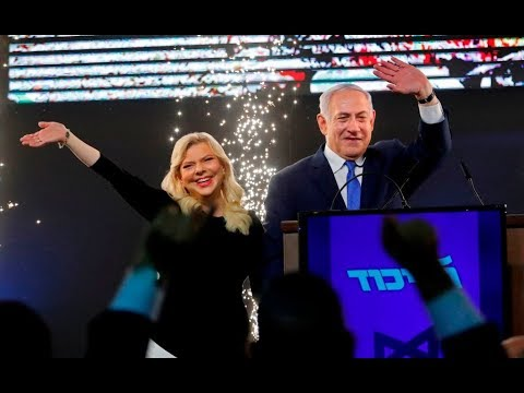Netanyahu's Election Crusade Succeeds In Spite of Corruption Indictments (1/2)