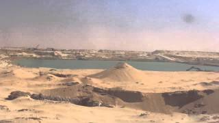 See drilling and dredging sites Suez Canal new sector and the South East