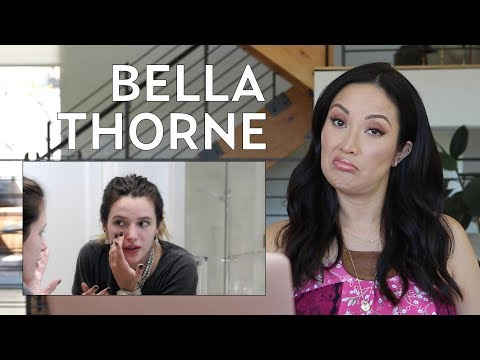 Bella Thorne's Natural Skincare Routine: My Reaction & Thoughts | #SKINCARE