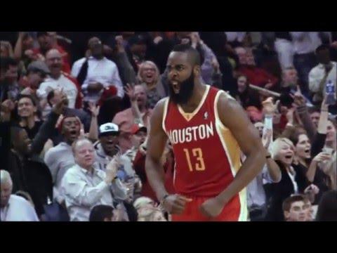 LVNBA 2015 2016 - Houston Rockets SEASON MIX