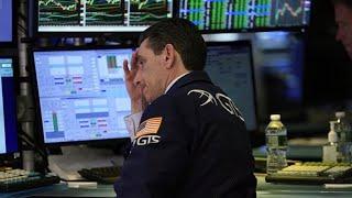 LIVE: Dow slammed amid coronavirus fears, drops into bear market territory
