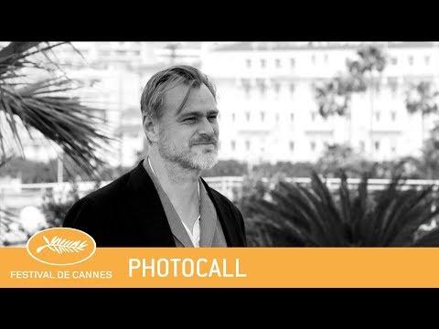 RENDEZ VOUS AVEC CHRISTOPHER NOLAN  Cannes 2018  Photocall  VO