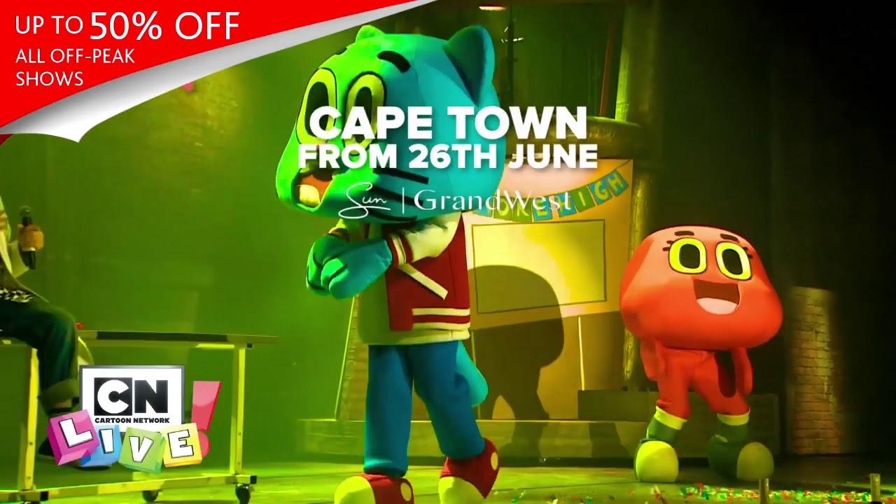 Cartoon Network Live - YouTube