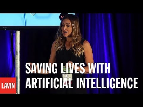 Innovation Speaker Amber Mac: Saving Lives with Artificial Intelligence