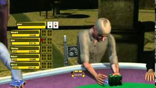 World Championship Poker 2: All In - Challenge the pros - 04-11-07